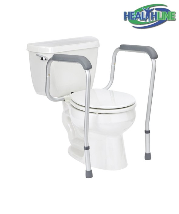 Toilet Safety Frame Legs – Adjustable