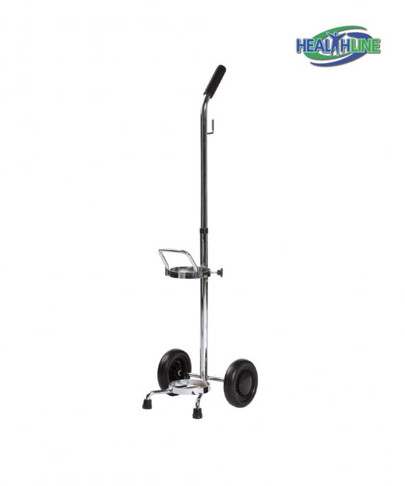 Oxygen Cart Adjustable